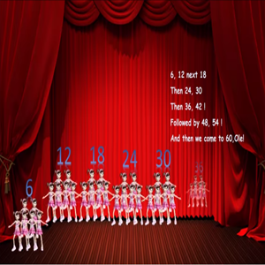 6 times table song learn multiplication the fun and easy way for Table 6 song