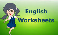 Singapore English Worksheets