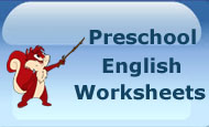 Preschool English Worksheets