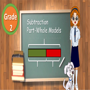 Math Video (Grade 2 Part-Whole model on addition)