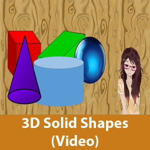 3D Solid Shapes
