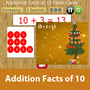 Addition  Facts of 10