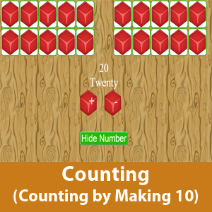 Counting By Making 10