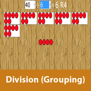 Division By Grouping