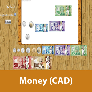 Learning About Money (CAD)