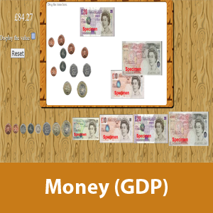 Learning About Money (GDP)