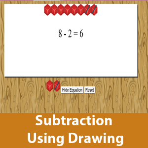 Subtraction Using Drawing