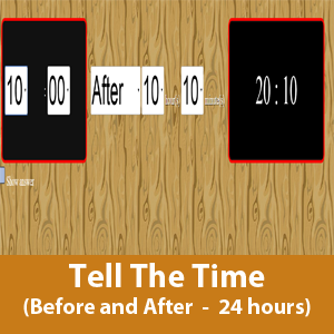 Time (Before and After 24 hours)