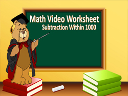 Subtraction Within 1000